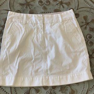 Vineyard Vines White Skirt Size 4